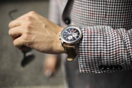 Рейтинг мужских наручных часов