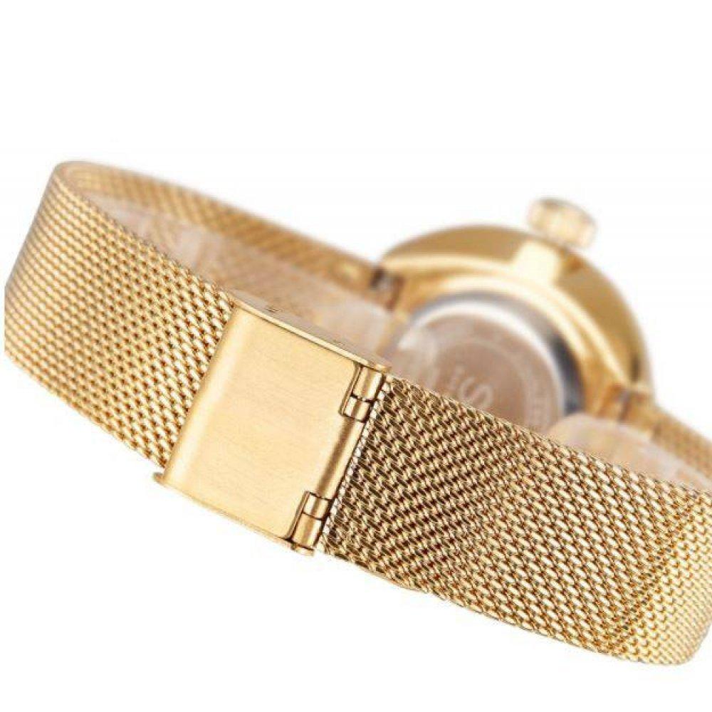 Женские Часы наручные SK, золотистые 2530