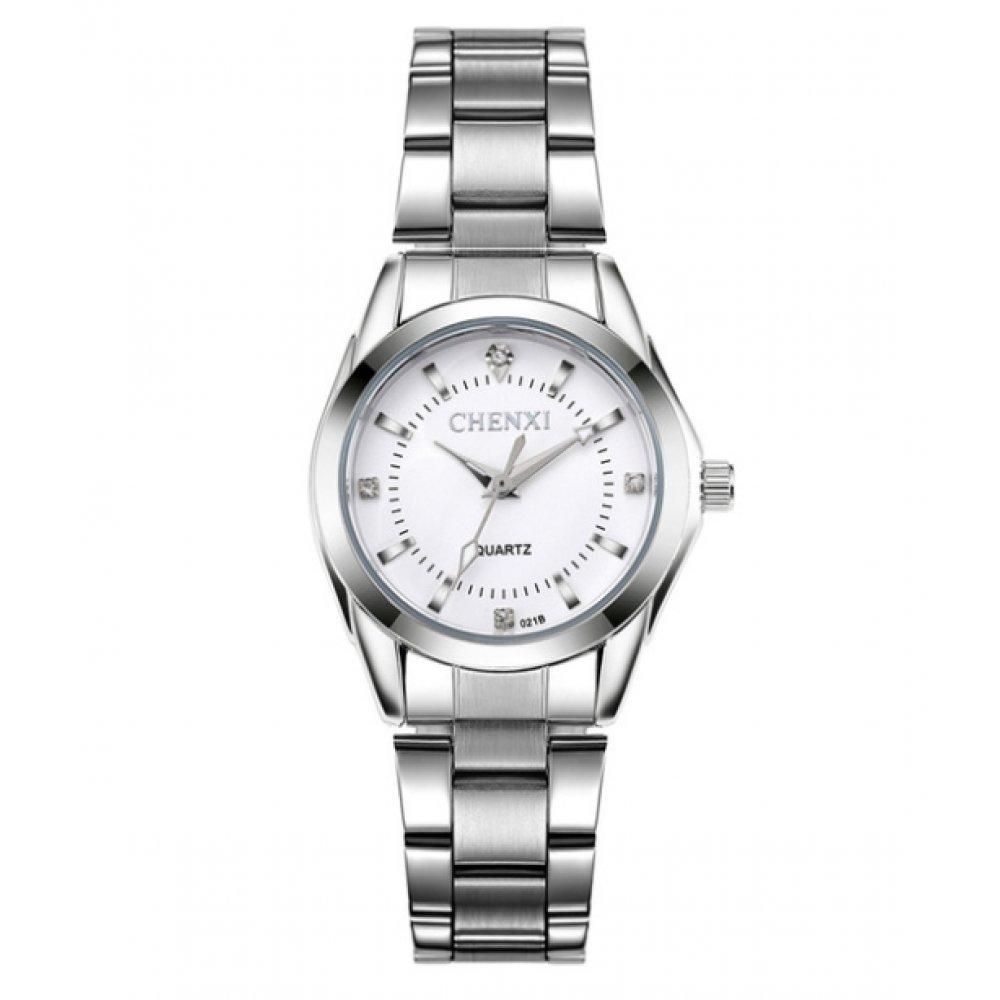Женские Часы наручные CC белые 2622