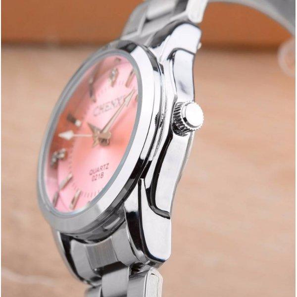 Часы CC белые 2622