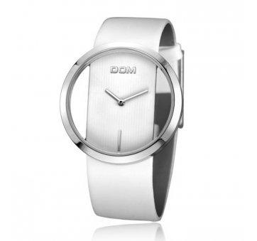 Женские Часы наручные DOM белые 2633
