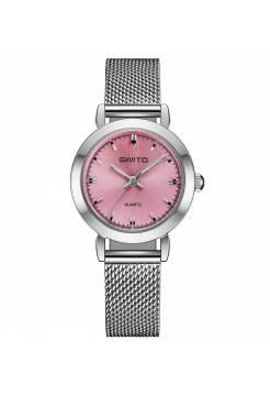 Часы G розовые