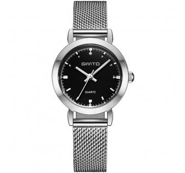 Женские Часы наручные G черные 2636
