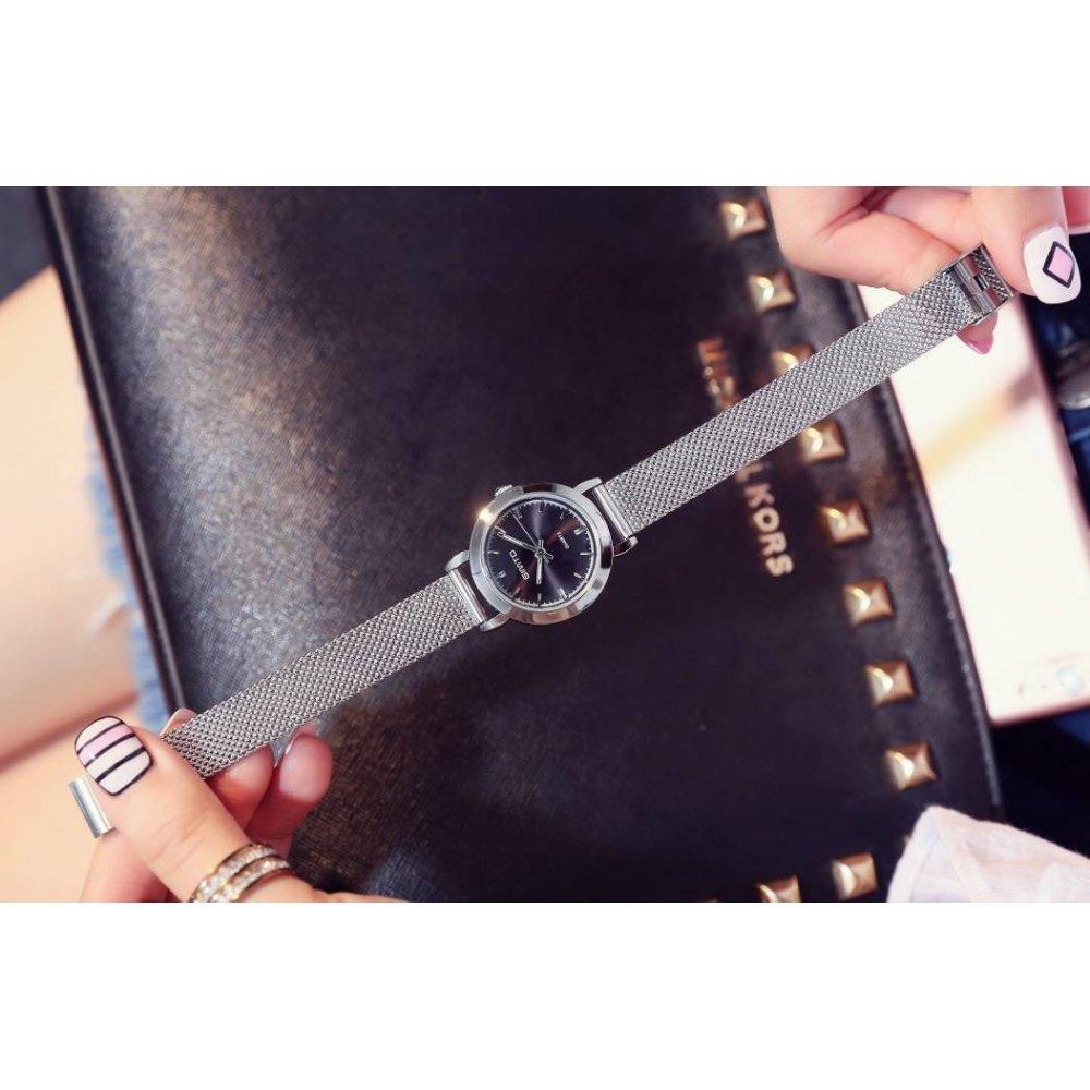 Часы наручные G черные 2636