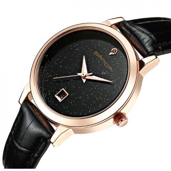 Часы S коричневые 2643