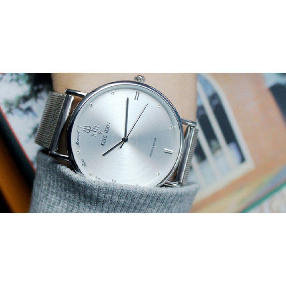 Женские Часы наручные KH серебристые 2647