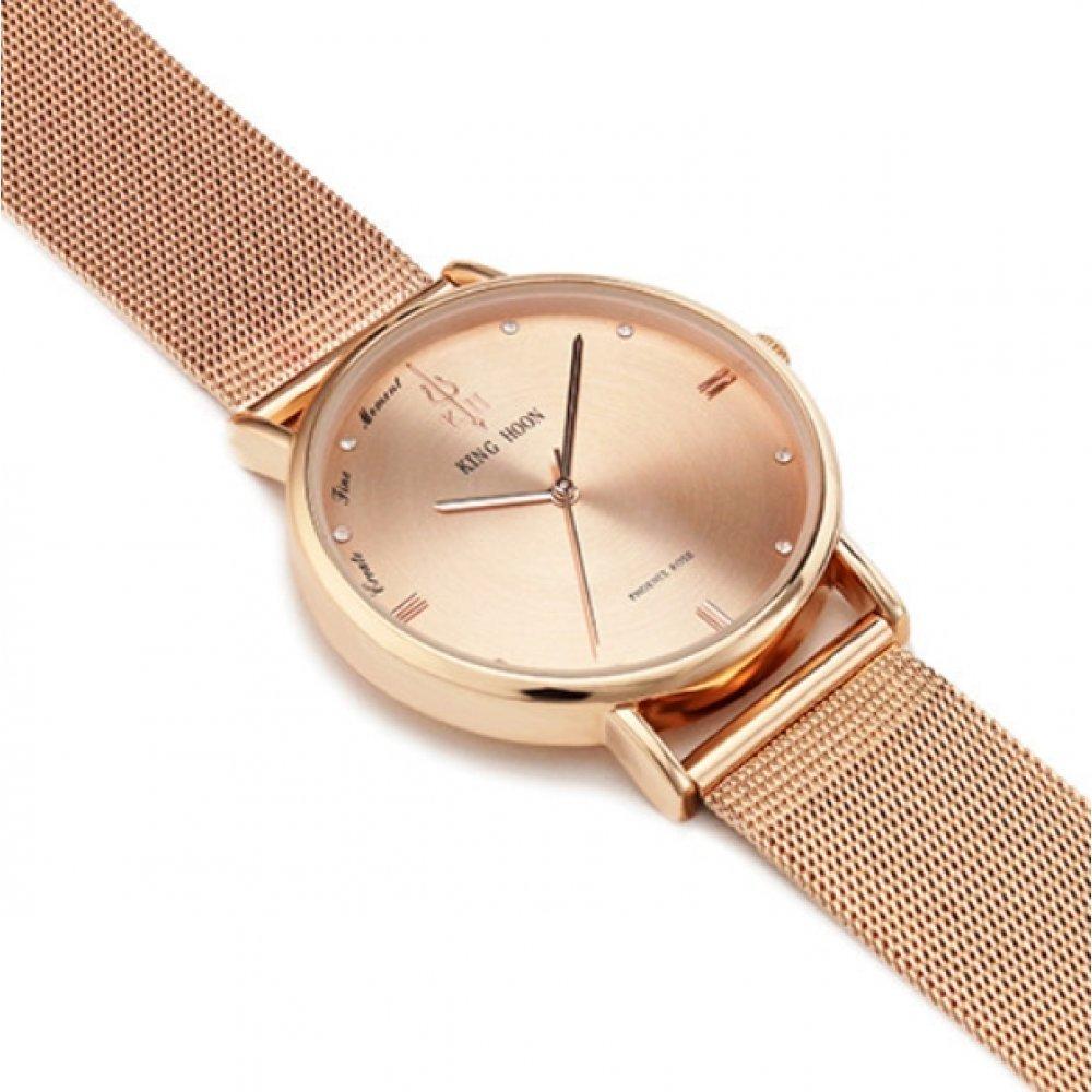 Женские Часы наручные KH золотистые 2648