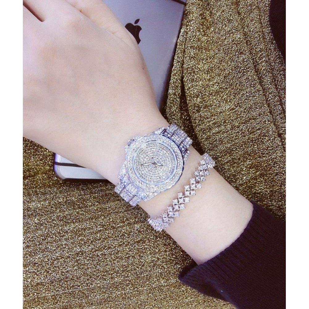 Женские Часы наручные KH в камнях 2649