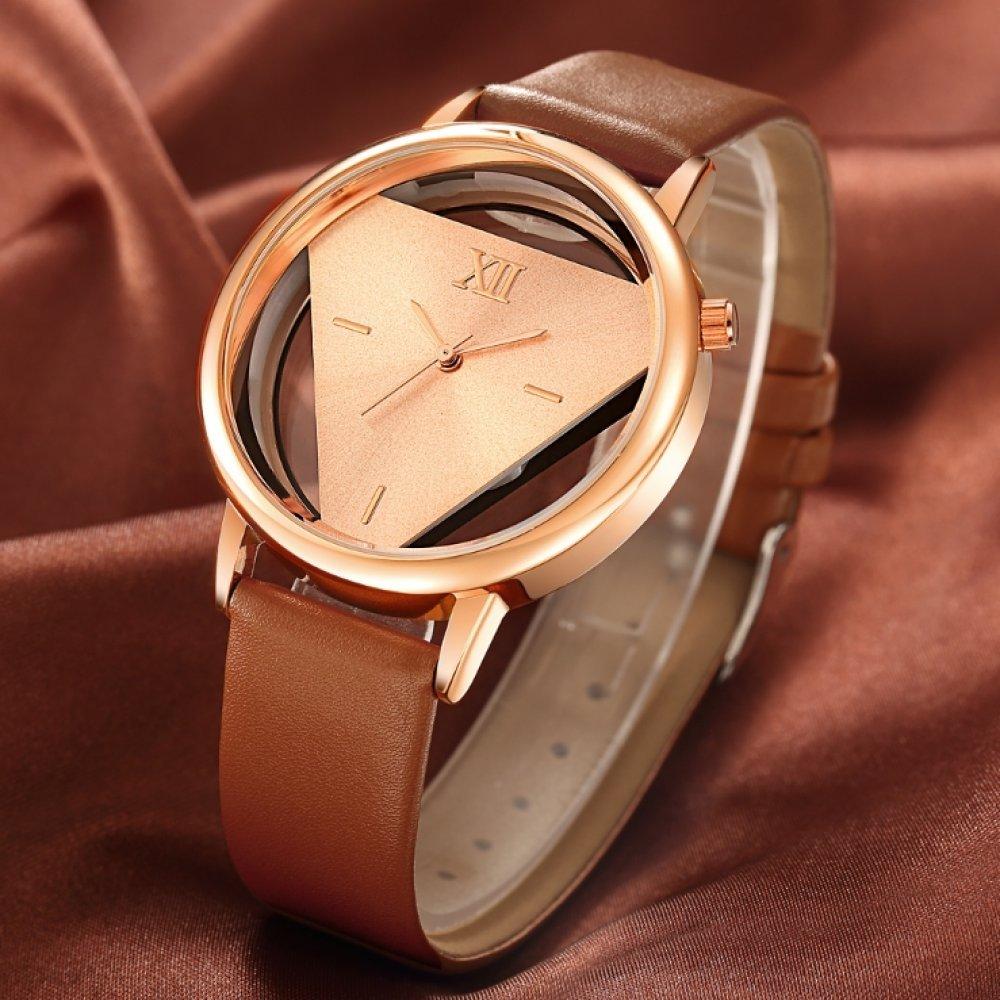 Женские Часы наручные GT золотистые 2652