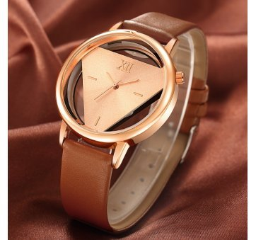 Женские Часы наручные GEEKTHINK  золотистые 2652