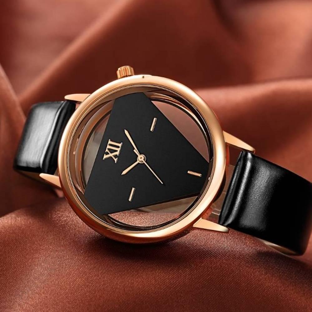 Женские Часы наручные GT черные 2654