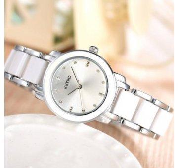 Женские Часы наручные Kimio белые 2656