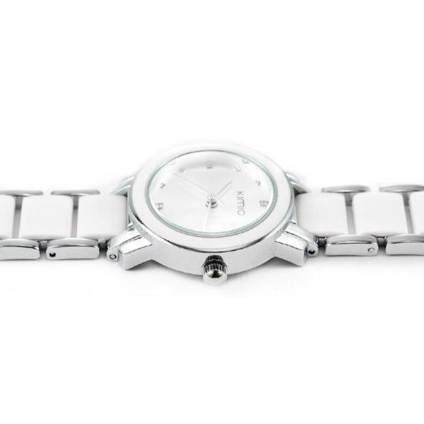 Часы Kimio белые 2656