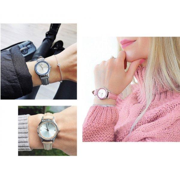 Часы SK серые 2661