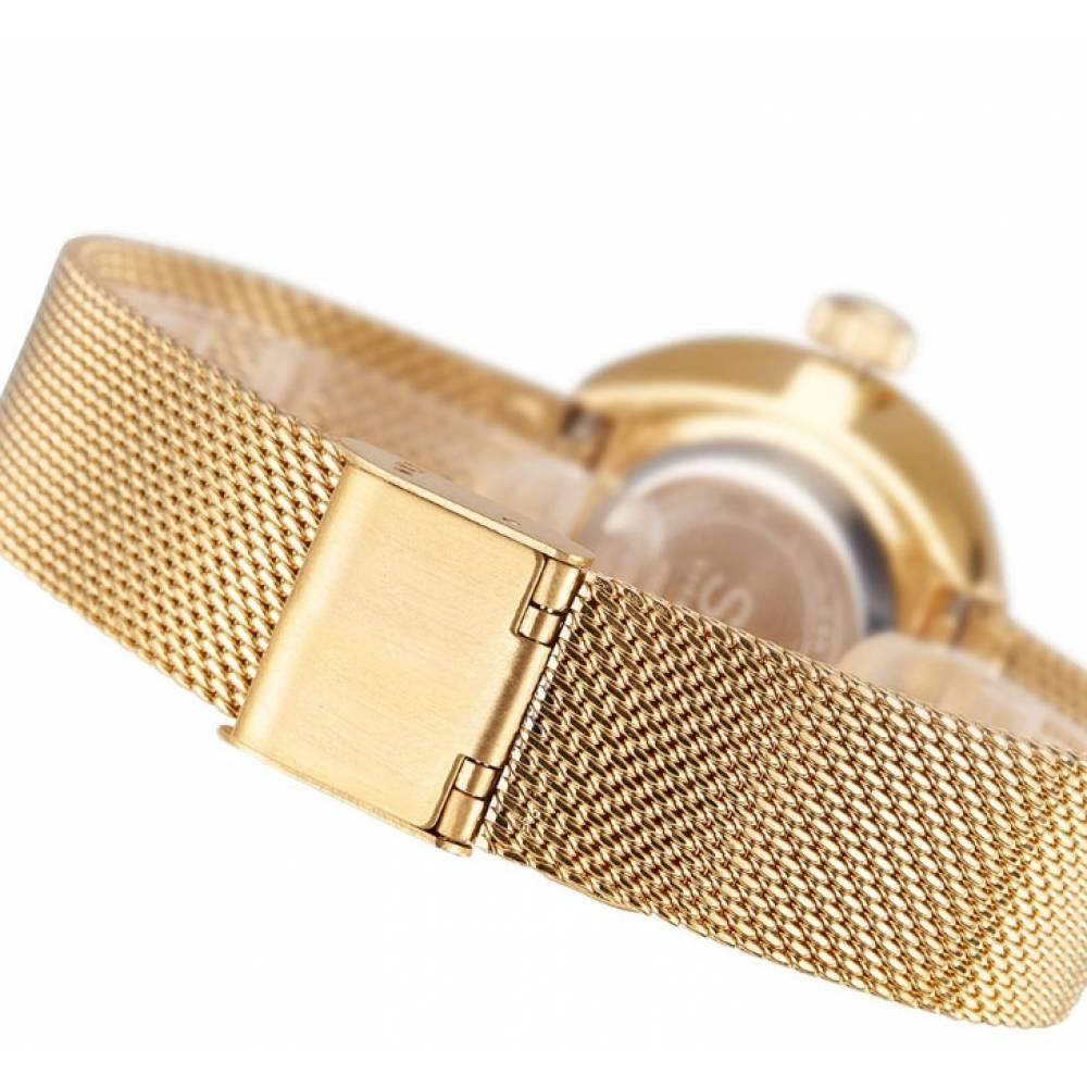 Женские Часы наручные SK золотые 2662