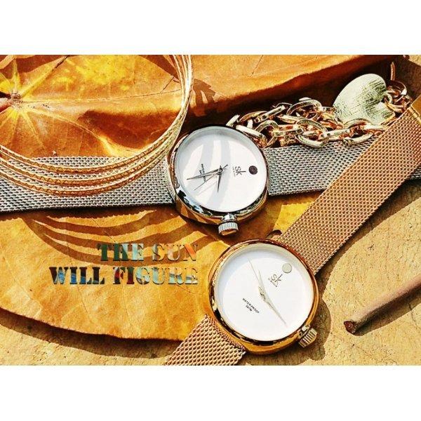 Часы SK серебро