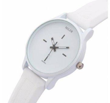Женские Часы наручные MILER белые 2675