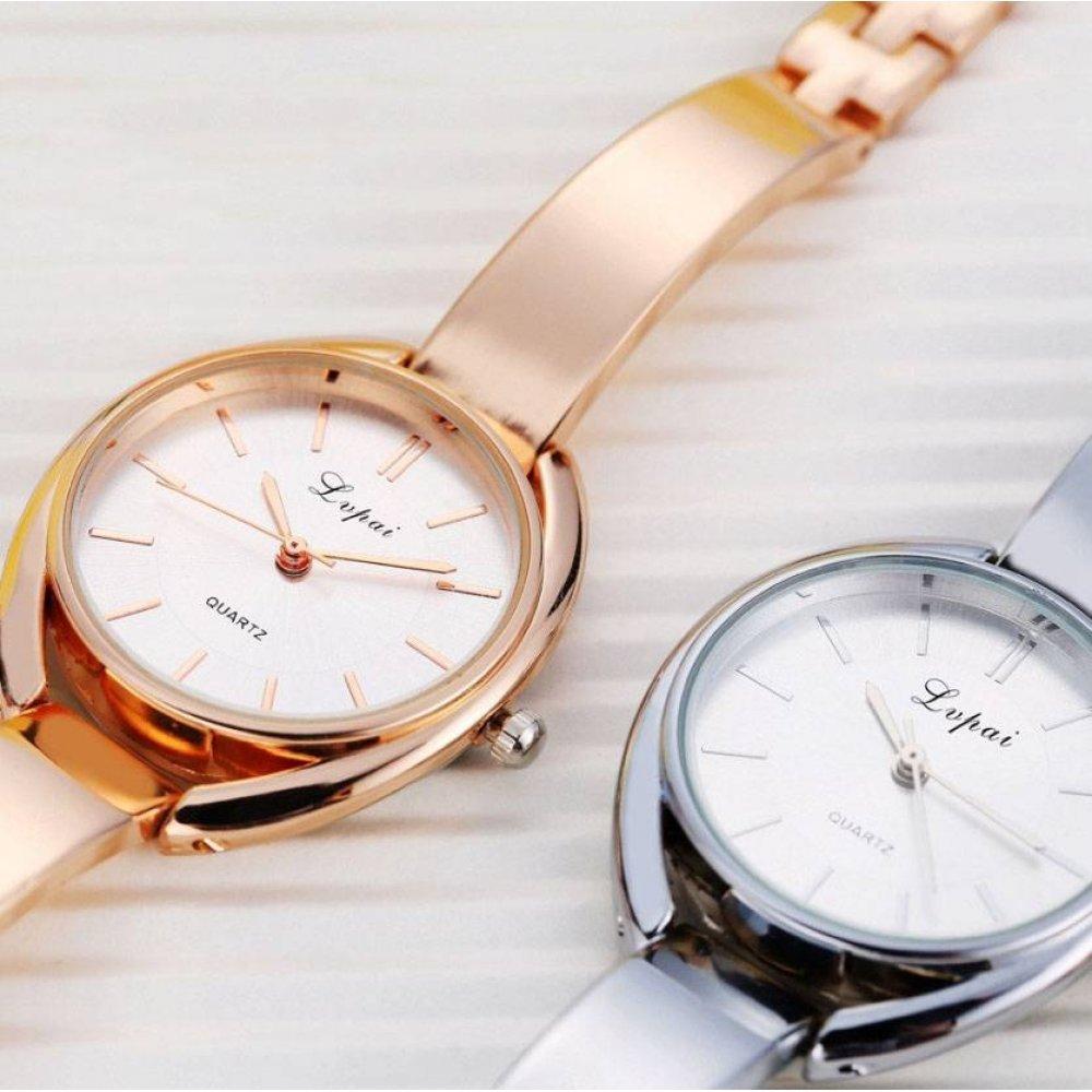 Женские Часы наручные LVPAI золотистые 2681