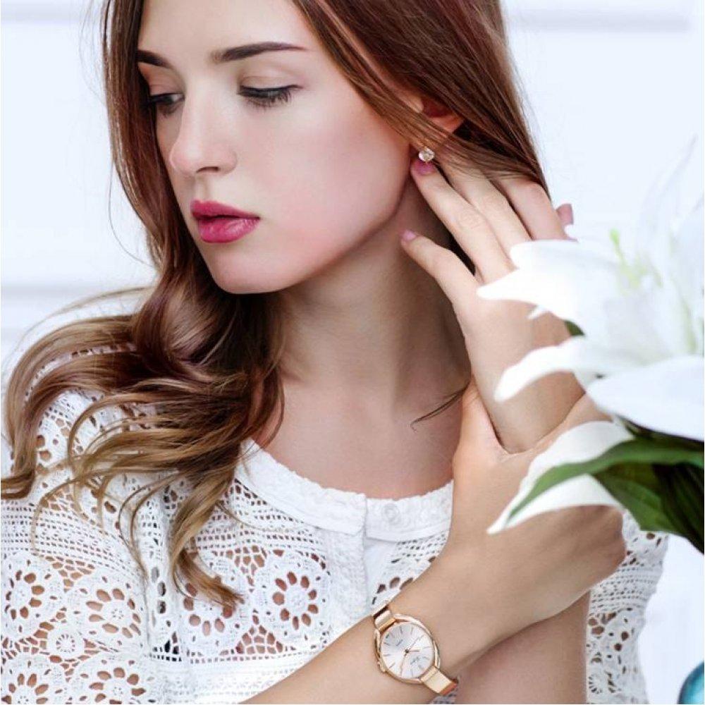 Женские Часы наручные LVPAI серебристые 2683
