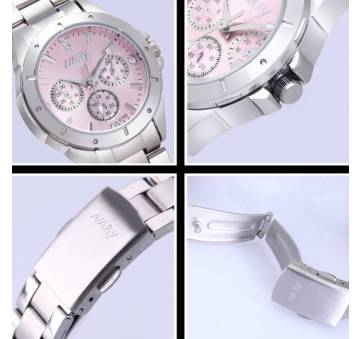 Женские Часы наручные Nary розовые 2707