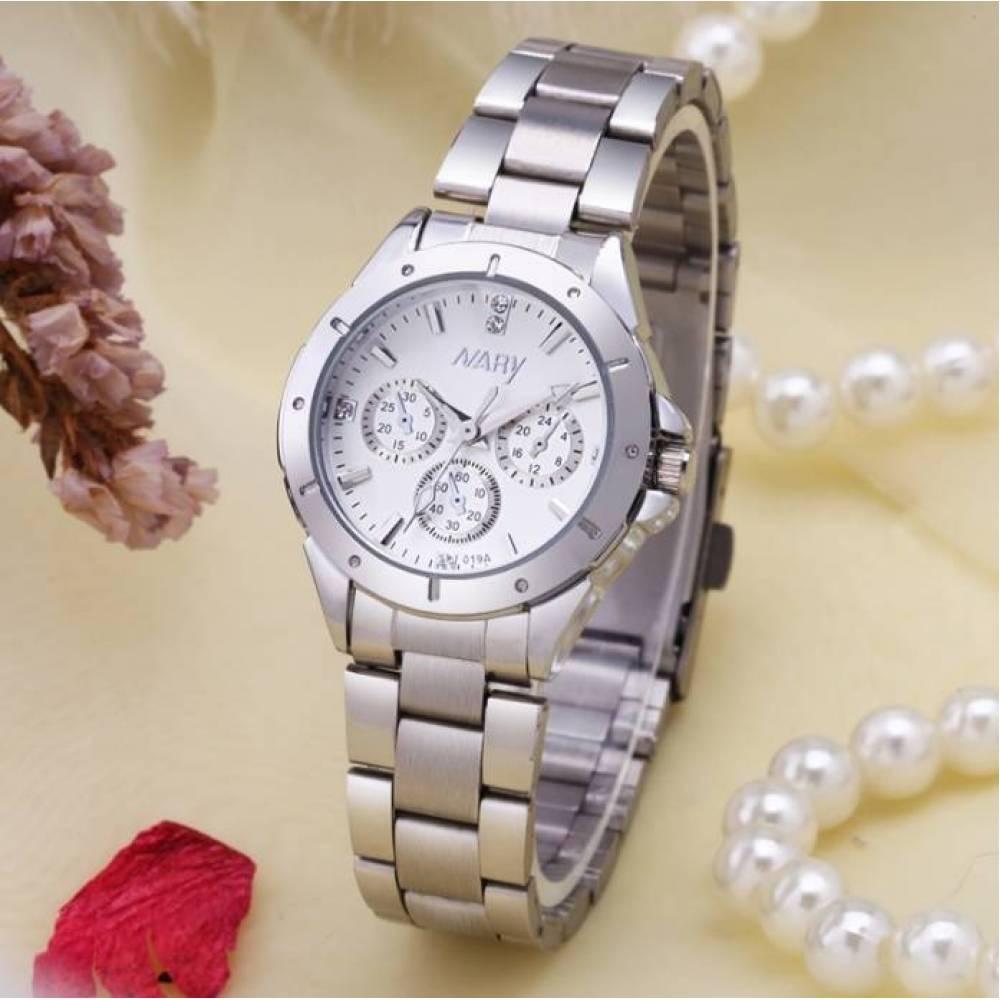 Женские Часы наручные Nary белые 2708