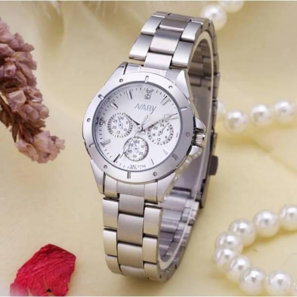 Часы Nary белые 2708