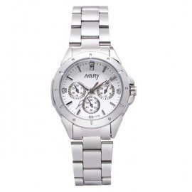 Часы Nary белые