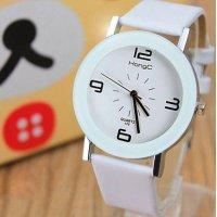 Часы HongC белые