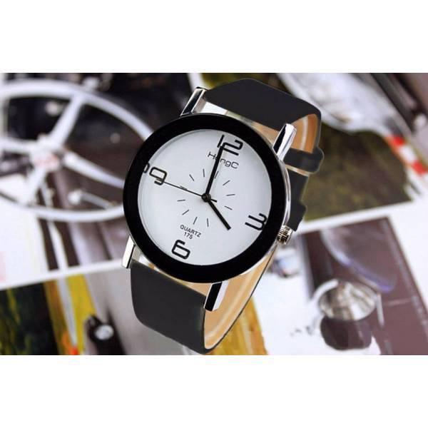 Часы HongC черные 2717