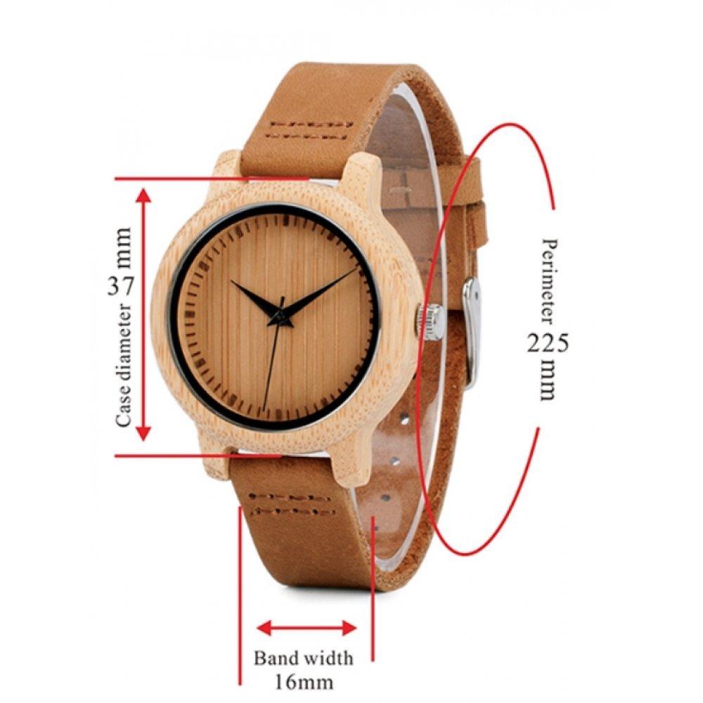 Женские Часы наручные BB дерево 2713