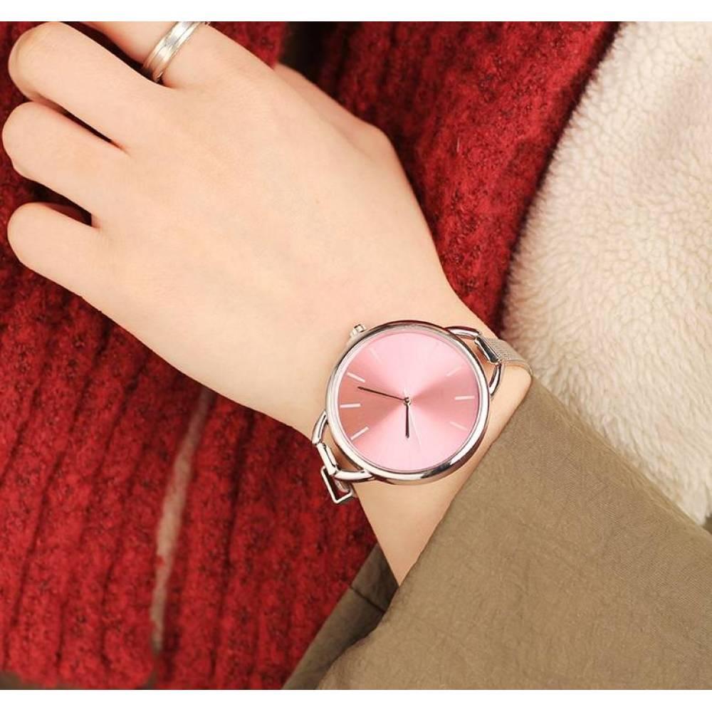 Женские Часы наручные CMK розовые 2719