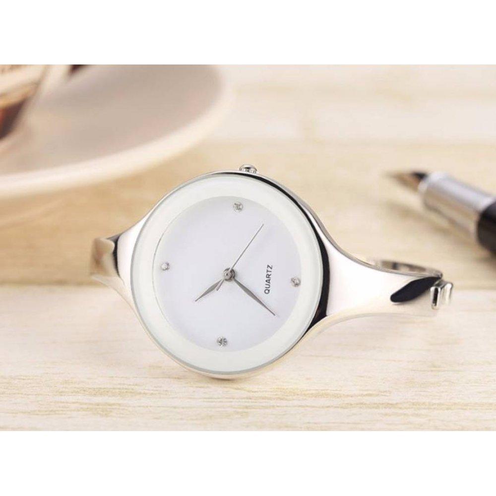 Женские Часы наручные GEEK белые 2721
