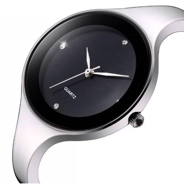 Часы GEEK черные 2722