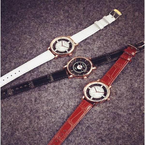 Часы Rosivga белые 2723
