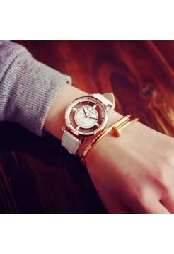 Женские часы Rosivga белые