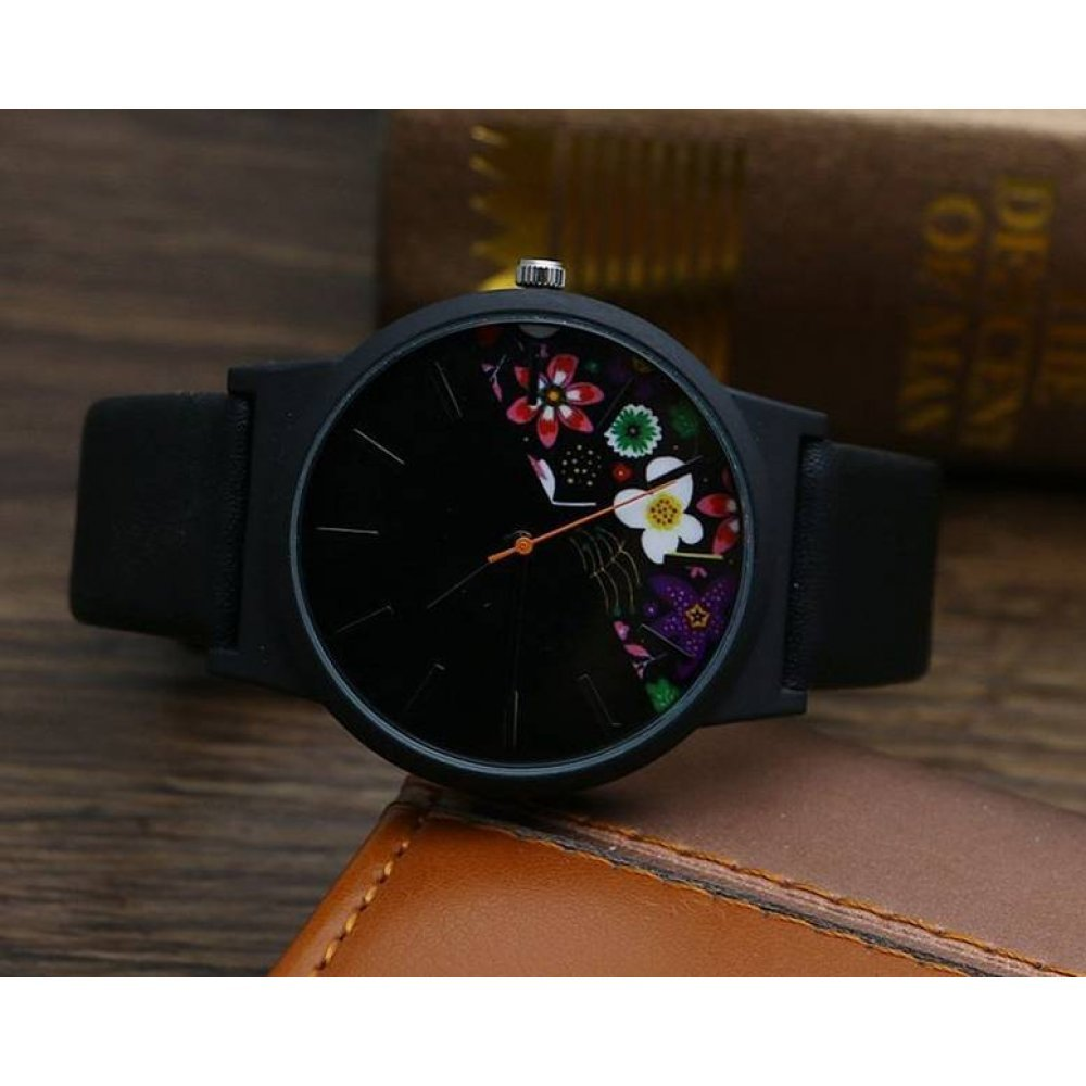Женские Часы наручные Цветы 2726