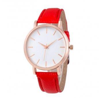 Женские Часы наручные Montre красные 2729