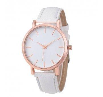 Женские Часы наручные Montre белые 2740
