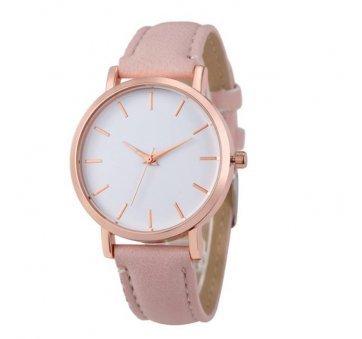 Женские Часы наручные Montre, розовые  2730