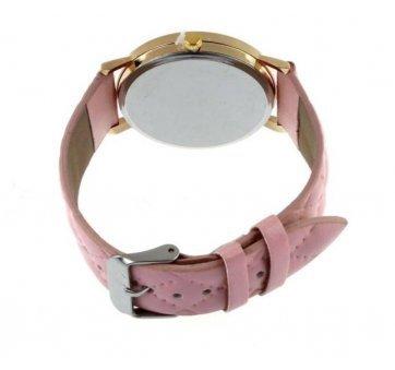 Женские Часы наручные YAZOLE Taylor розовые 2732