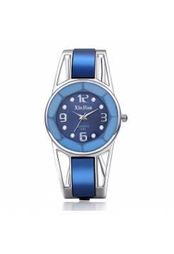 Женские часы XIRHUA синие