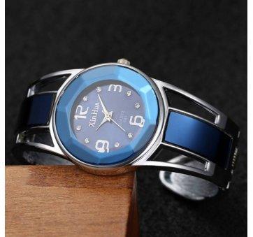 Женские Часы наручные XIRHUA синие 2738