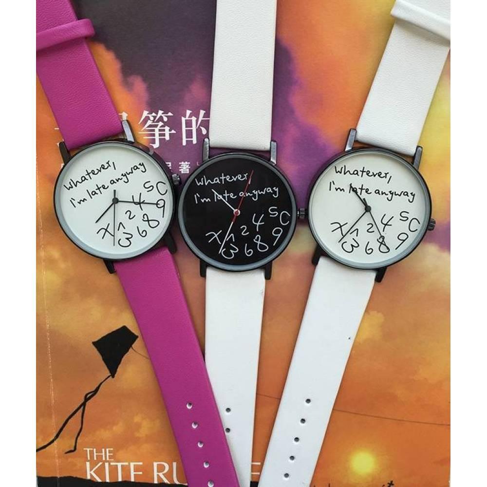 Женские Часы наручные белые 7325
