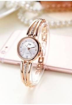 Женские часы Jw золотые