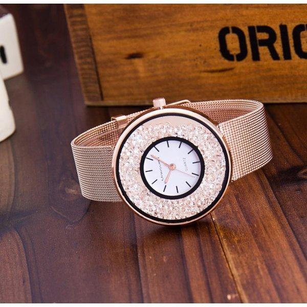 Часы Vansvar золотые 2745
