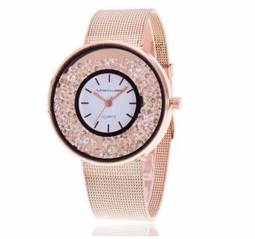 Женские Часы наручные Vansvar золотые 2745