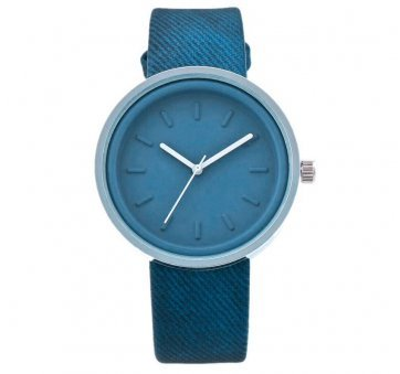 Женские Часы наручные MILER голубые 2747