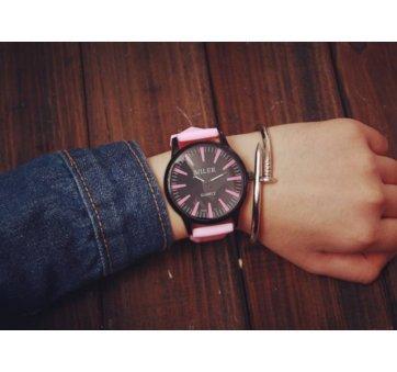 Женские Часы наручные MILER розовые 2753
