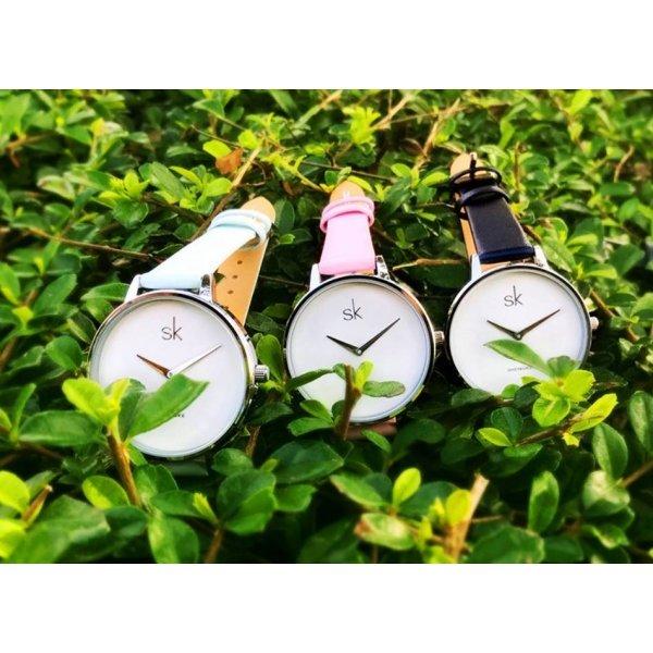 Часы SK синие 2763