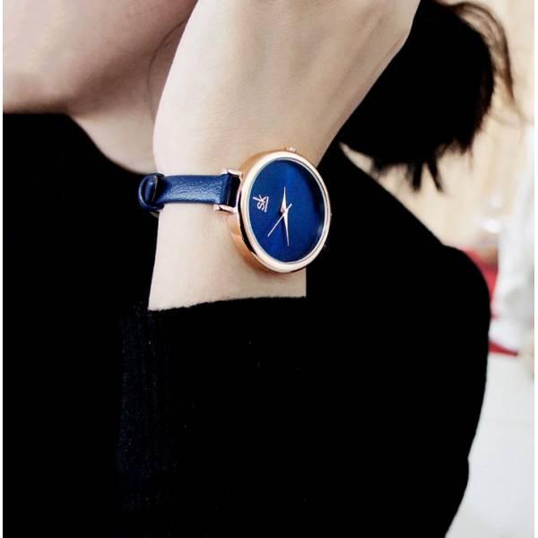 Часы SK синие 2768
